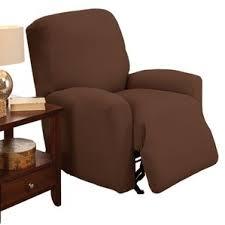 slipcover for recliner sofa recliner slipcovers you u0027ll love wayfair