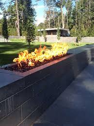 fire pits design wonderful customfireplace openflame custom fire
