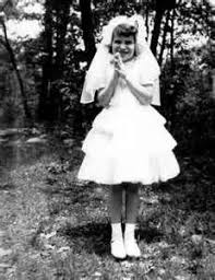 vintage communion dresses this vintage photograph is dated may 1959 and shows a girl