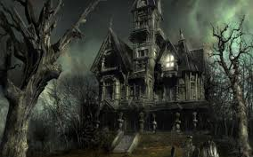 3d halloween background horror wallpapers the wallpaper