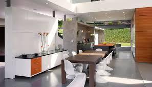 Concrete Kitchen Design Cabinets Beautiful Modern Kitchen Interior Design With