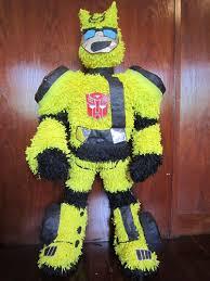 bumblebee pinata manee pinatas custom made pinatas in bangkok thailand
