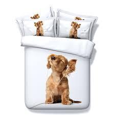 dog duvet covers for beds 5 piece bed in bag duvet quilt cover dog