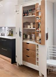 catchy free standing kitchen pantry and free standing kitchen