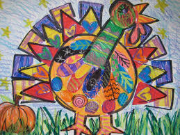 thanksgiving turkey art project pink and green mama fall art project turkeys with crayon on