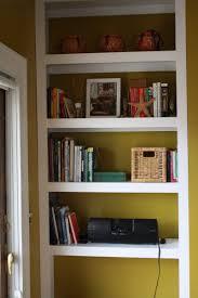 diy built in shelves part 2 of 2 merrypad