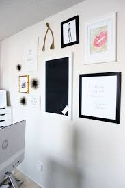 gallery wall ideas decor home office tour style cuspstyle cusp