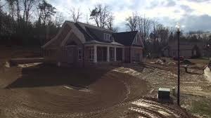 mallard landing house landscaping march 2016 youtube