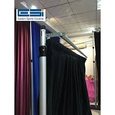 pipe and drape wholesale esi wholesale stage backdrop stand adjustable pipe and drape with