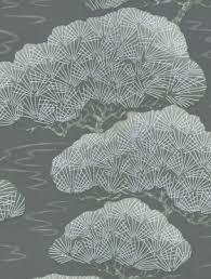 pine tree wallpaper tree wallpaper design little greene