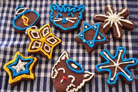 christmas cookies 2012 shardsofblue