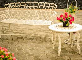 Vintage Patio Furniture - tips for using vintage furniture for outdoor decor install it direct