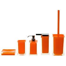 Bathroom Decor Uk Orange Bathroom Accessories Uk