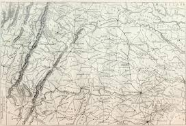 Virginia Map by Map Of Richmond Virginia