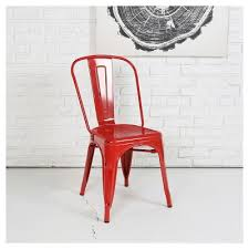 Red Metal Chair Red Dining Chairs U0026 Benches Target