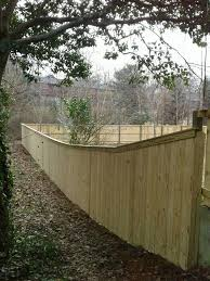 Types Of Backyard Fencing 3 Types Of The Most Popular Wood Fences In Charlotte Nc My