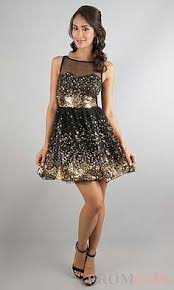 black and gold dress sparkle party dress a sparkle sparkle party