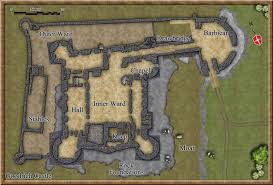 medieval castle floor plans medieval and middle ages history timelines parts a castle
