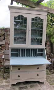 Annie Sloan Painted Bookcase Fafbureaubookcaseopen Jpg
