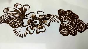 tattoo hand design quick and easy mehndi design tattoo hand bajuband siyaart youtube
