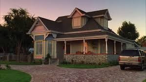 house with a wrap around porch sunset quaint two house house wrap around