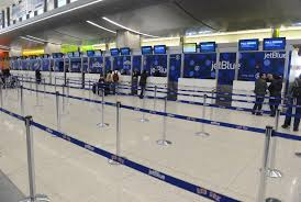 Jetblue Airports Map Workers At Boston U0027s Logan Airport Are On Strike Time