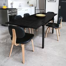 gus modern dining table extension dining table contemporary the special aspect of the
