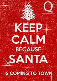 santa claus pictures with quotes random