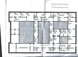 Met Museum Map Metropolitan Museum Of Art Floor Plan U2013 Edomu