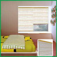 non woven cloth honeycomb shades window blinds for baby room as