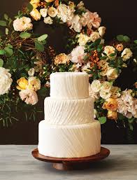 wedding cake flower flour power four wedding cake and flower pairings