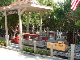 temecula shortline a 1 8 scale backyard riding railroad