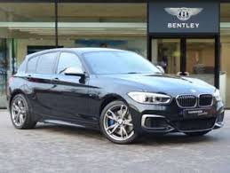 black bmw 1 series used bmw 1 series m140i black cars for sale motors co uk