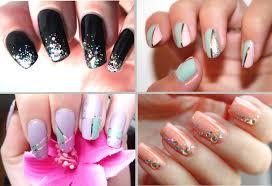 dessin sur ongle en gel charming deco ongles facile a faire 13 ongle en gel facile