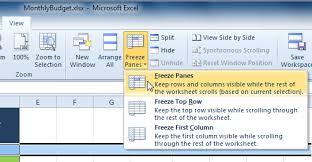 excel 2010 worksheet basics full page