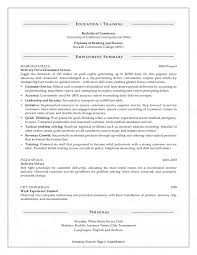 resume for college graduates graduate resume