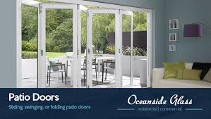 Patio Replacement Doors Patio Door Services Oceanside Carlsbad Vista
