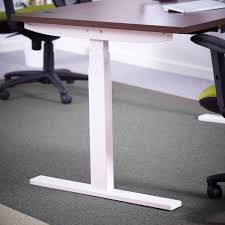 Sit Stand Office Desk by Elev8 Sit Stand Office Desk Electric Height Adjustable Rebel