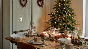 Decorating Dining Table For Christmas With Pictures by How To Set The Perfect Christmas Dining Table U2013 Matalan