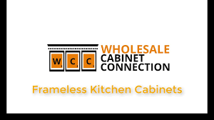 Kitchen Cabinet Logo Frameless Kitchen Cabinets Youtube