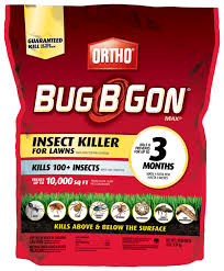 Small Red Bugs On Patio by Ortho Bug B Gon Insect Killer For Lawns Granules