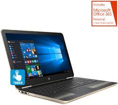 touch screen laptop black friday hp computers u2014 laptops u2014 desktops u2014 qvc com