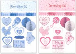 baby shower kits baby shower decoration kits boy babygirl