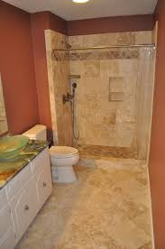 impressive small bathroom remodels ideas with lovely decoration