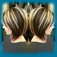 bob hair lowlights best 25 chunky highlights ideas on pinterest blonde highlights