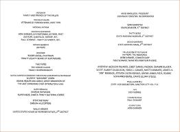 template for memorial service program 10 memorial service programsagenda template sle agenda