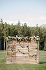 best 25 rustic wedding alter ideas on pinterest outdoor wedding