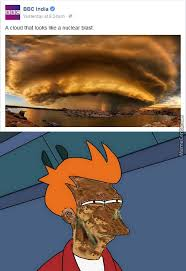 Edit Foto Meme Comic - not sure if exists better way to edit ghoul skin onto fry by