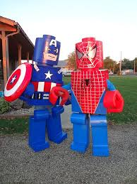 Lego Ninjago Halloween Costumes Diy Lego Costume Cosplayshot Cosplayshot
