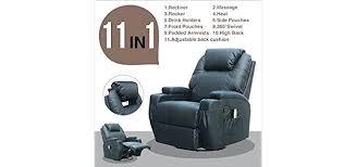 reclining chair sofa low recliner chair elderly senior fabric sofa